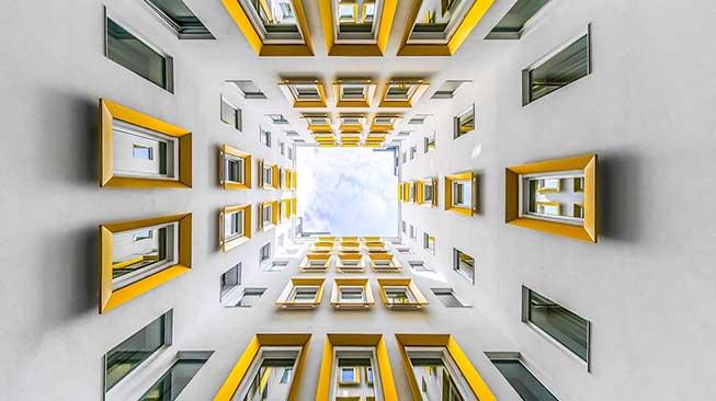 Mengambil Sudut Simetris