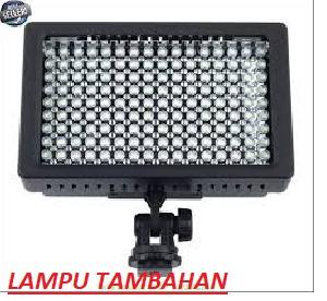 lampu tambahan